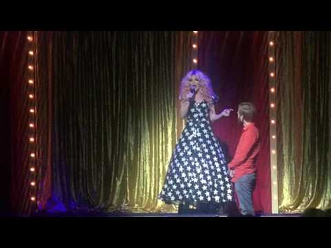 Willam at drag queens of comedy