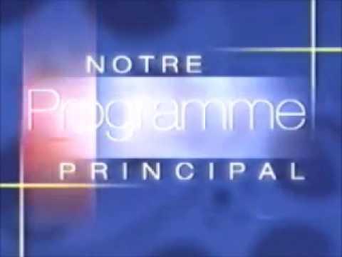 Notre Programme Principal (2000-2006) Logo