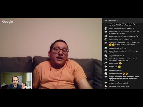 Ask Developer Podcast - 55 - Interview with Mostafa Nageeb