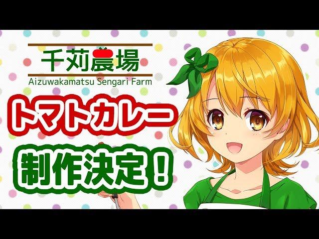 【発表】うちのトマトでレトルトカレー作ります!