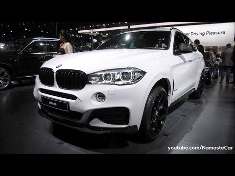 BMW X6 xDrive35i M Sport F16 2018 | Real-life review