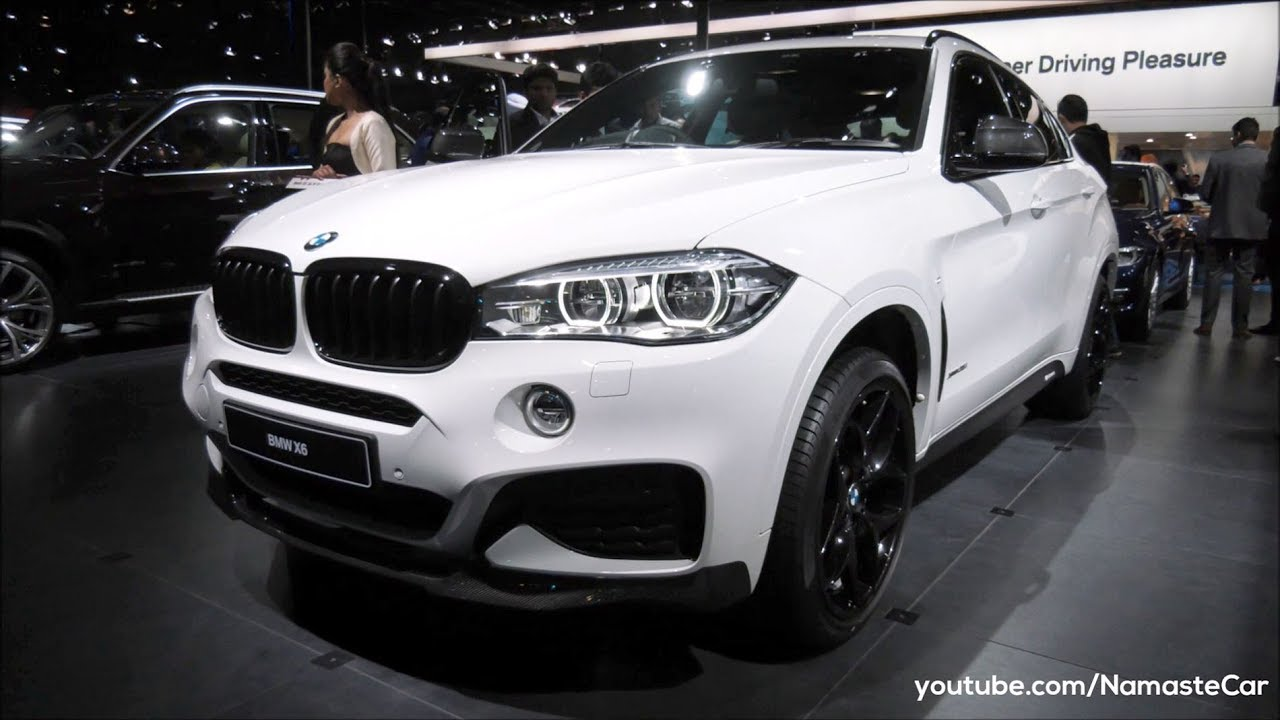 Bmw X6 Xdrive35i M Sport F16 2018 Real Life Review Youtube