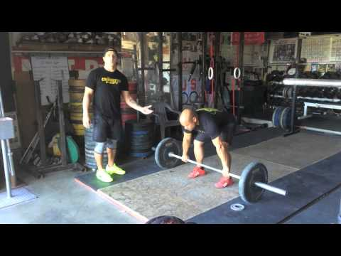Power clean vs. clean