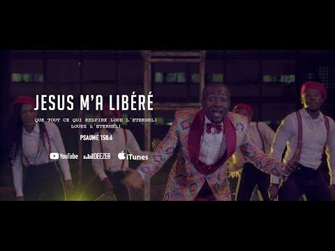 ASAPH DU CIEL - JESUS m'a libéré  (Clip Officiel)
