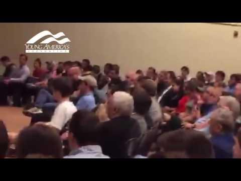 Ben Shapiro at The University of North Carolina. Must Watch!!