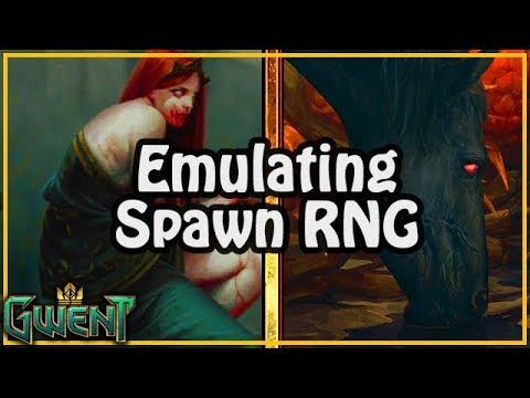 Emulating Leader Spawn RNG | Gwent
