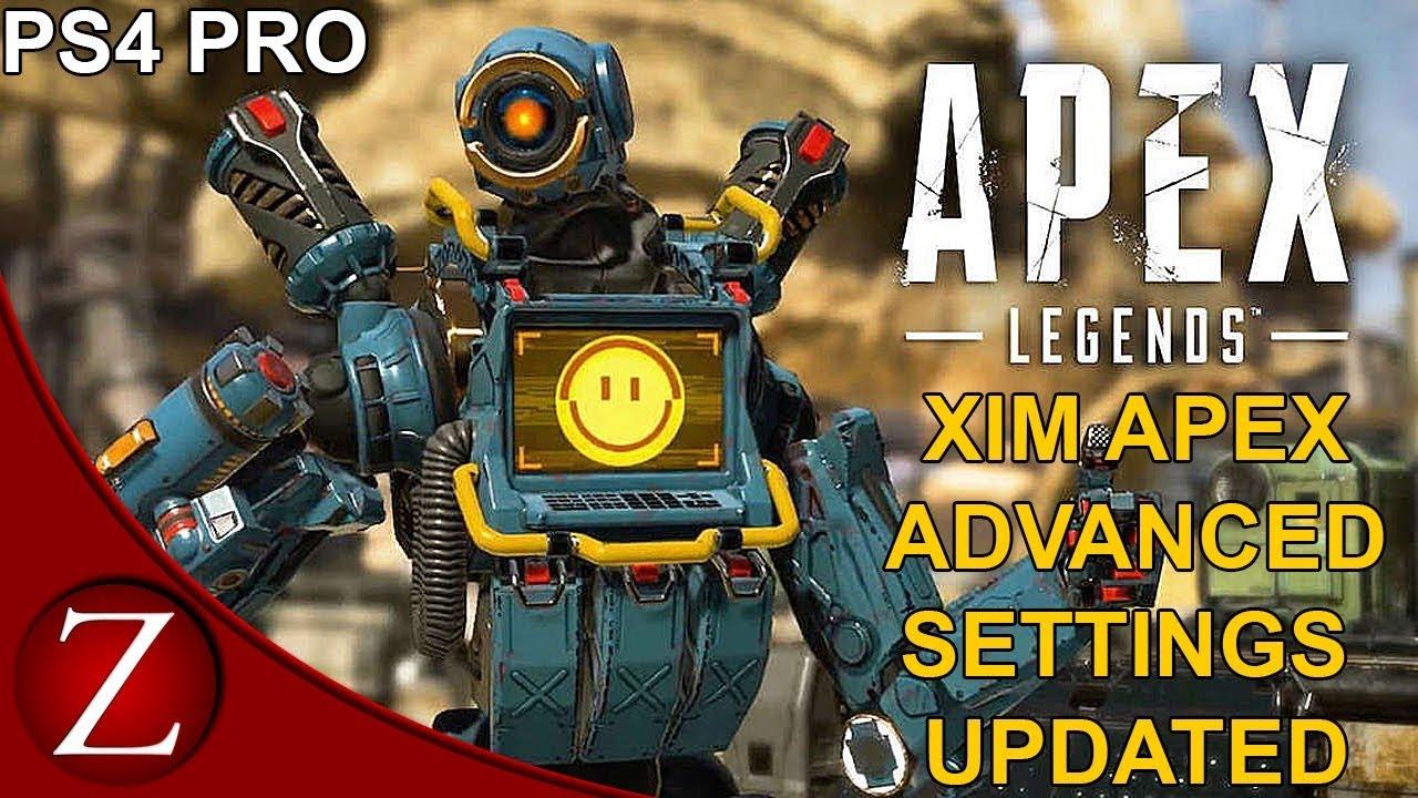 Xim Apex Update Beta