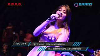 Gambar cover Septy Aqila - Bagai Ranting - Kering ARGA Entertainment LIVE Suren Tambakreja 12 November 2018