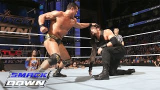 Roman Reigns vs. Alberto Del Rio: SmackDown, December 10, 2015