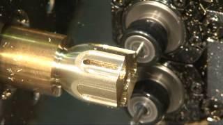 Miyano BNA-42MSY Precision Lathe