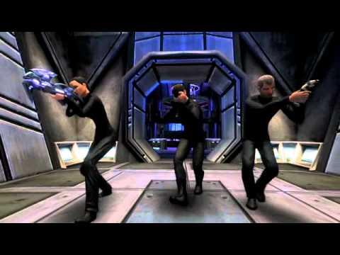 Star Trek Online - Section 31 Uniforms - YouTube