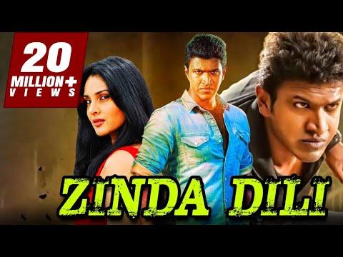 Zinda Dili (Arrasu) Hindi Dubbed Full Movie   ज़िंदा दिली   Puneeth Rajkumar, Darshan, Meera Jasmine
