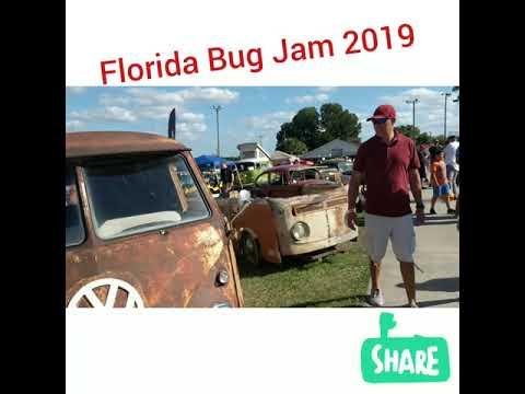31st Annual Florida Bug Jam 2019
