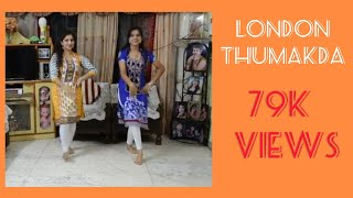 |London Thumakda| |Queen| |duet Dance| |choreography| |video| |wedding song|