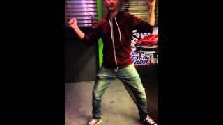 The Pervert (dance move)