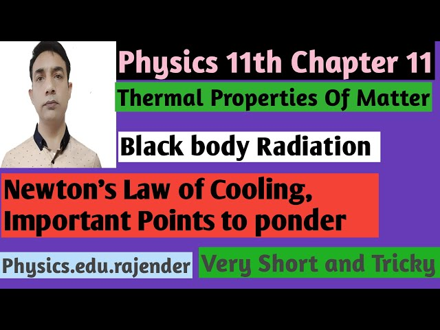 Video 4||Physics 11th Chapter 11 ||Thermal Properties of matter ||