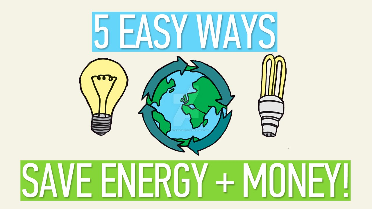 Best ways to save electricity simple the easiest way to for Ways you can save energy