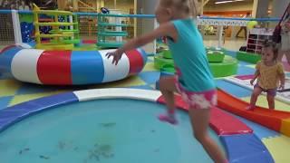 Классная Детская ПЛОЩАДКА развлечения для детей Children's Playground with attractions