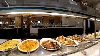 ⁴ᴷ Incredible Food Selections at The Buffet in College Point, Queens, NYC