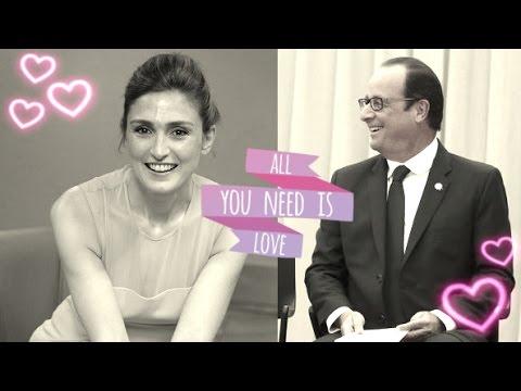 Julie Gayet et François Hollande vont-ils officialiser leur relation ? L'actrice répond