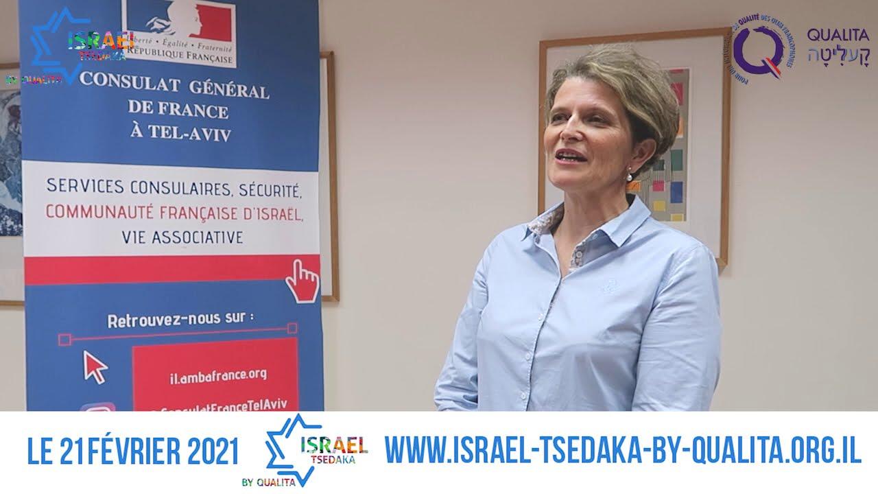 """""""L'Etat français s'est allié à l'opération Israël Tsedaka de Qualita"""""""