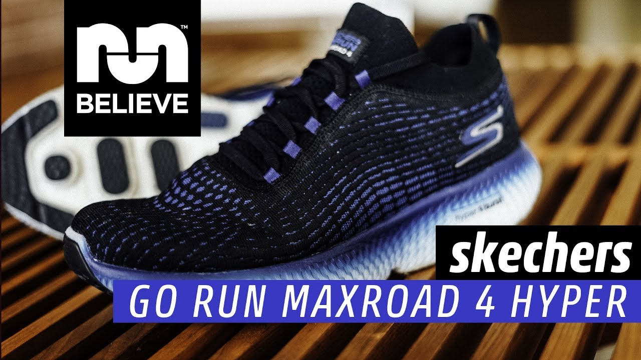 Rápido Firmar infinito  Skechers GOrun Maxroad 4 Hyper Video Performance Review - YouTube