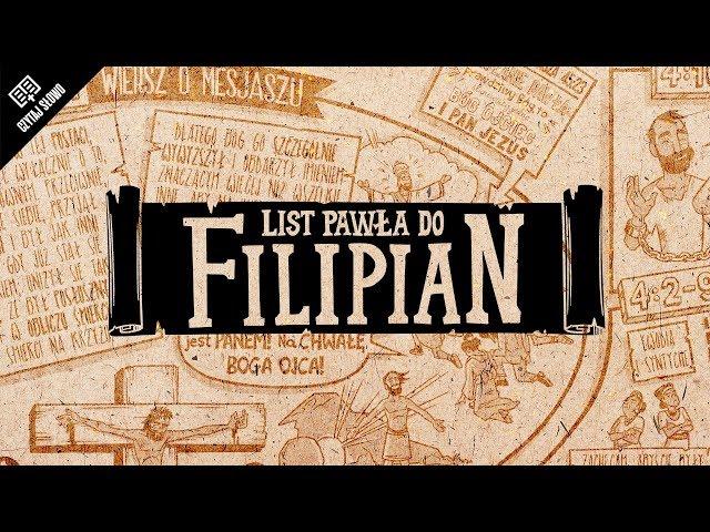 Omówienie: List do Filipian