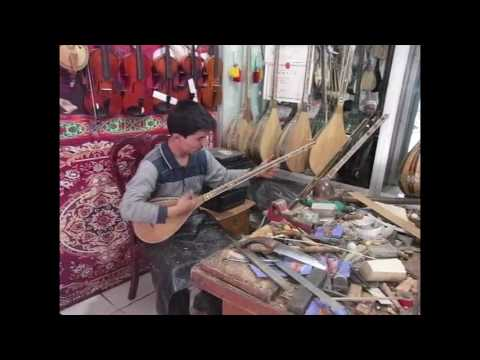 Uyghur Travel - Music Instruments Shop in Kashgar