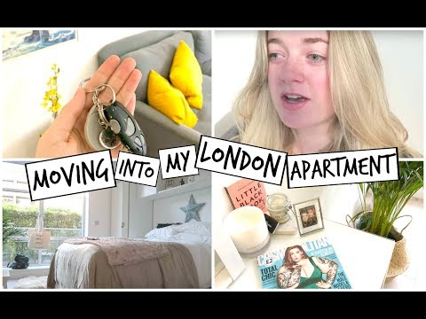 Moving Into My London Apartment   Emily Steele