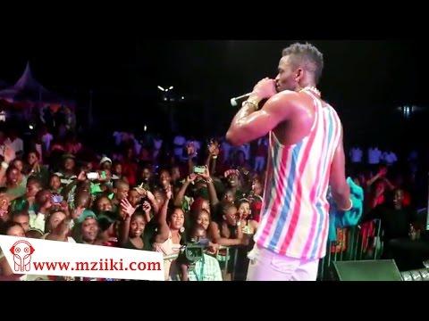 Diamond Platnumz - Mombasa Concert (12th October 2014)