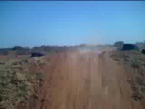 Gaborone Airport MX Track