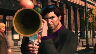 Saints Row: The Third - Professor Genki