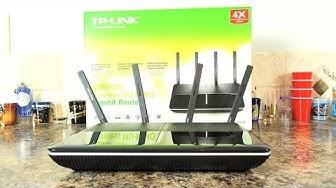 TP-Link Archer C3150 - My Performance test