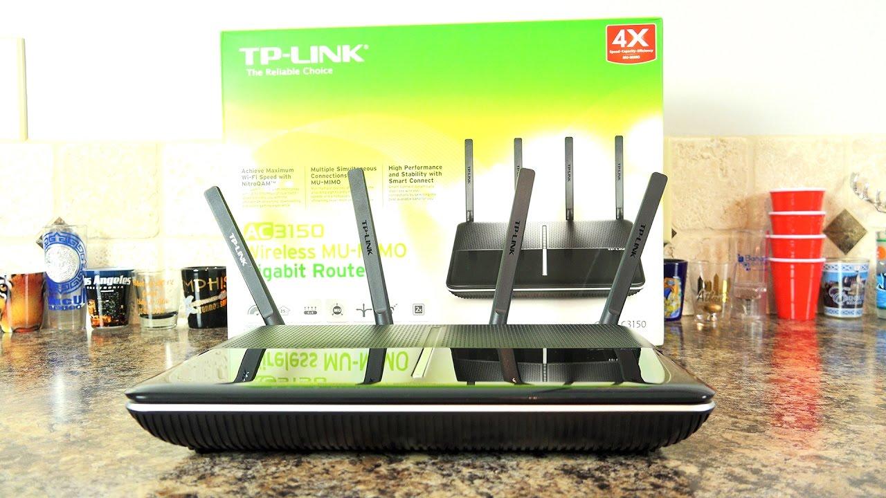 Download Drivers: TP-Link Archer C3150 V1 Router
