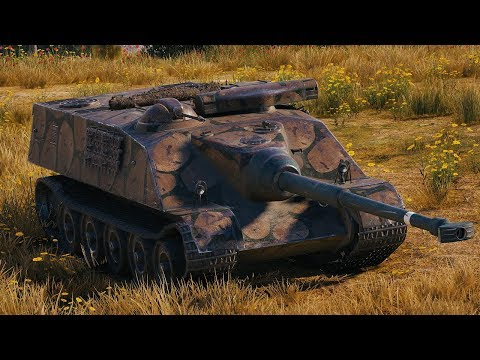 World of Tanks AMX 50 Foch - 6 Kills 9,5K Damage thumbnail