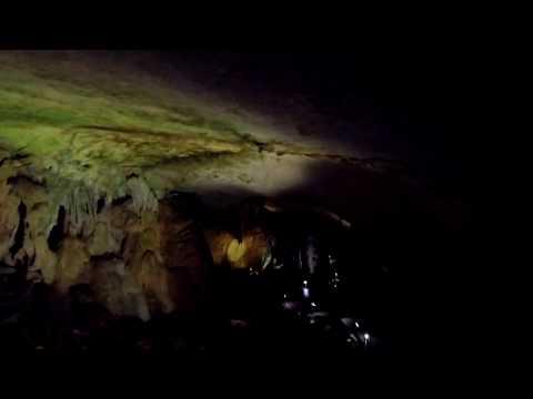 Экскурсия в Мраморные пещеры Крыма.