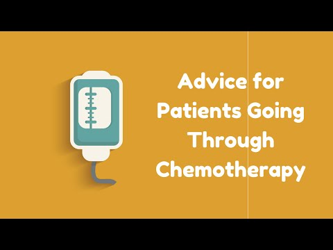Advice For Breast Cancer Patient Going Through Chemotherapy