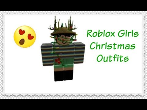 a85467e7f323 ROBLOX | 10 AWESOME GIRLS CHRISTMAS OUTFITS IDEA - YouTube
