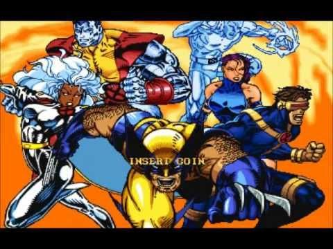 X-men children of the atom Intro