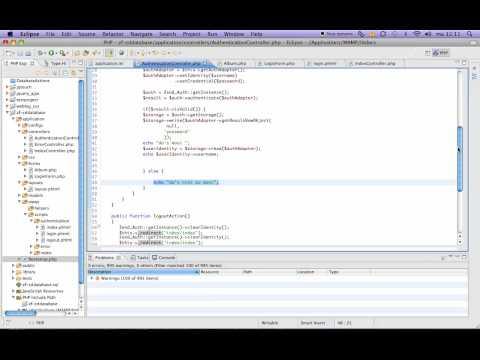 Zend Framework 12-za-logout.mov