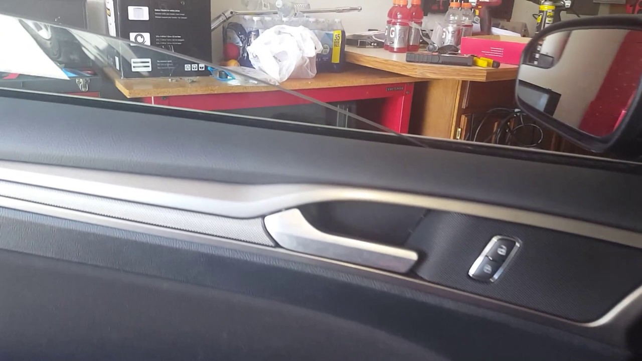 How To Fix A Window That Won T Stay Up Reprogram On Ford Fusion Lincoln Mkz