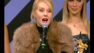 Рената Литвинова Золотой орёл 2007
