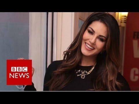 Sunny Leone: I'm OK with my 'sexy' image - BBC News thumbnail