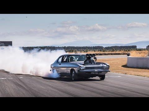 1100HP BLOWN CAPRI DRIFTS POWERCRUISE