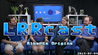 lrrcast alberta origins