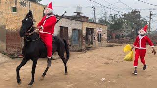 Baixar Santa Claus V/S ਜੰਟਾ ਕਲੋਕ || Merry Christmas || Producerdxxx