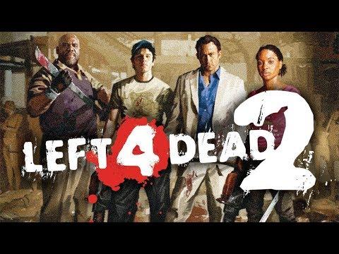 Let's Play Left 4 Dead 2 Co-Op - Episode 1 - Dead Center [W/ TheEuropeanCanadian, Rex]