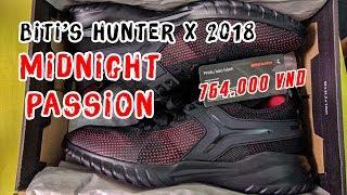 Mở Hộp Giày Biti's Hunter X Midnight Passion Giá Sale 764k Trên Tiki - Unboxing Biti's Hunter X 2018