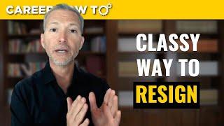How To Resign Fŗom Your Job With Class