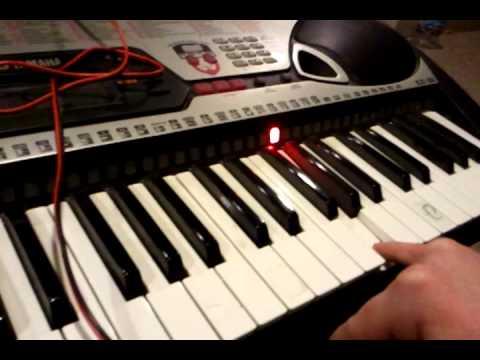 Homemade Damper Pedal for Keyboard